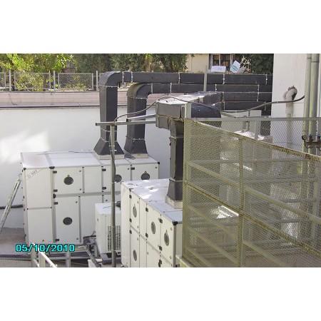 Hijyenik havalandırma sistemleri