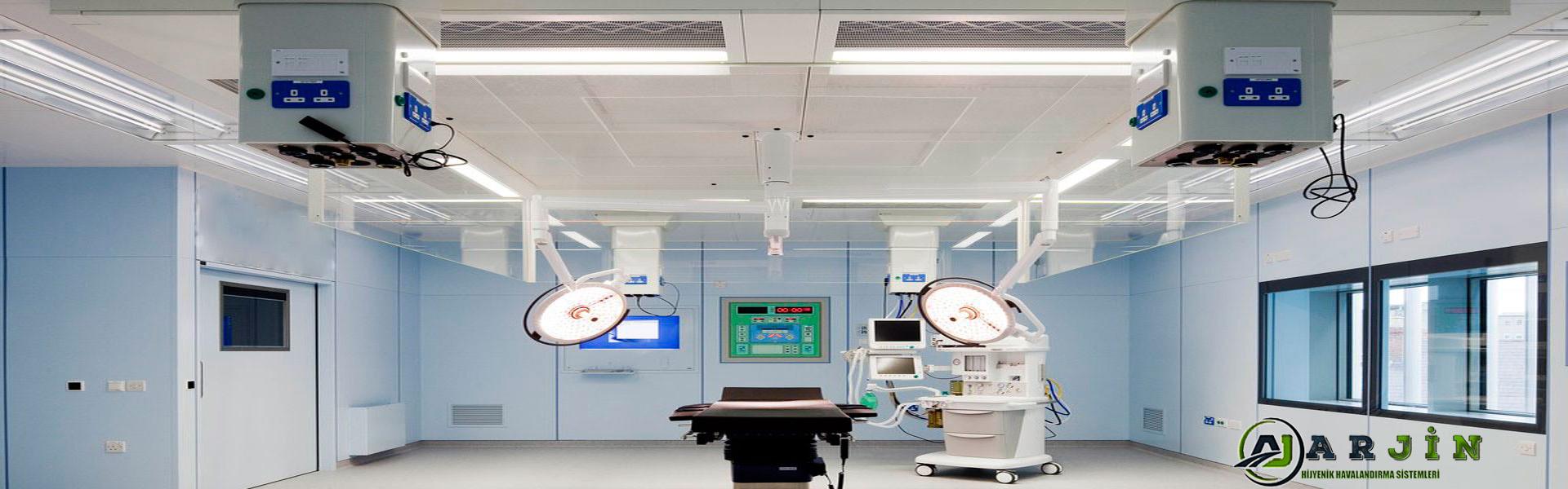 Hijyenik Ameliyathane havalandırma sistemleri